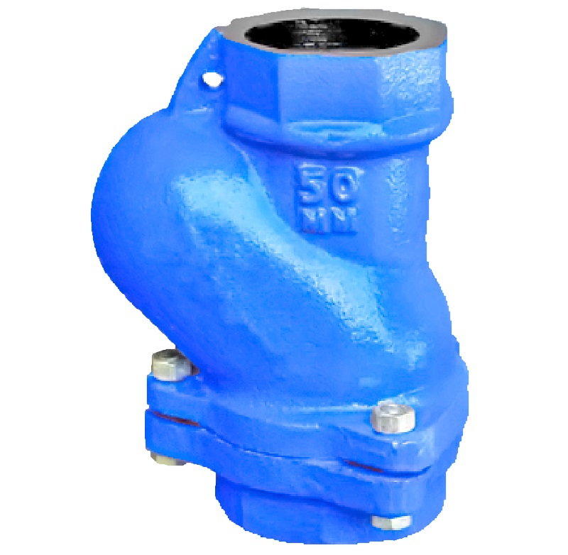 BALL TYPE CHECK VALVE1