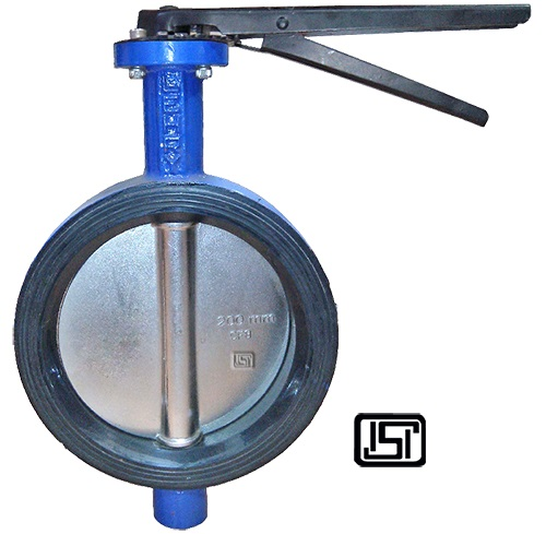 BUTTERFLY VALVE PN10 / 16 with ISI Marked