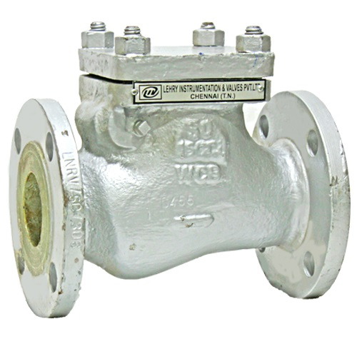 CI SWING CHECK VALVE