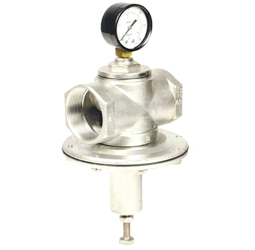 Direct Activated Pressure Reducing Valve Low Pressure Screwed / Flanged