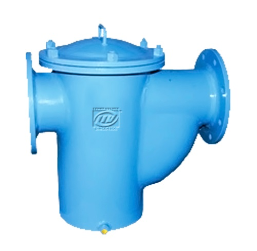 FABRICATED POT – TYPE STRAINER FLANGED END