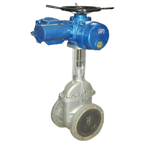 Gate Valve Multi – Turn Electrical Actuator Operated