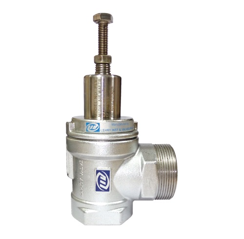 SILENT FEATURE SAFETY VALVE