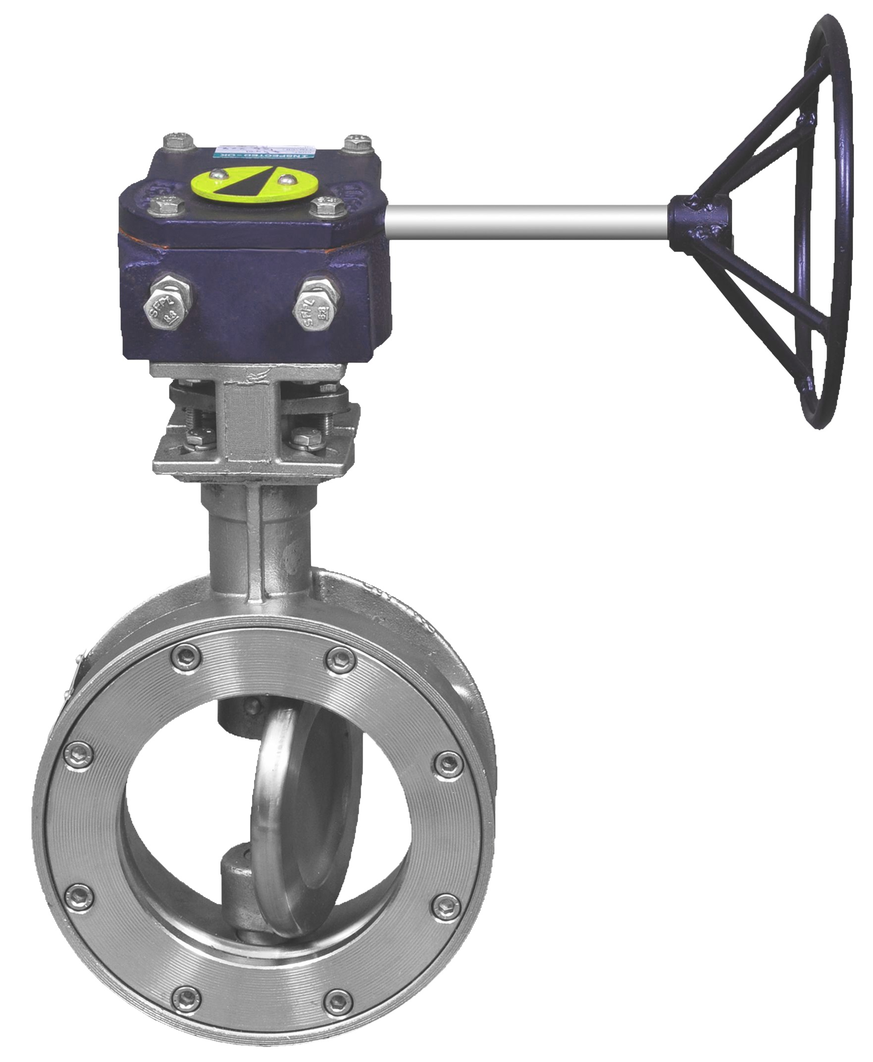 SPHERICAL DISC VALVE HIGH PERFORMANCE BUTTERFLY VALVE